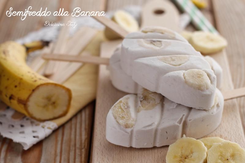Semifreddo alla Banana