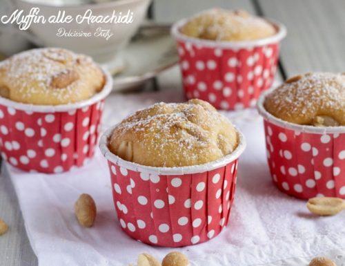 Muffin alle Arachidi