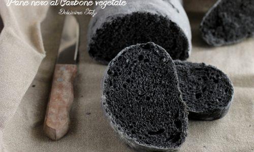 Pane nero al Carbone Vegetale