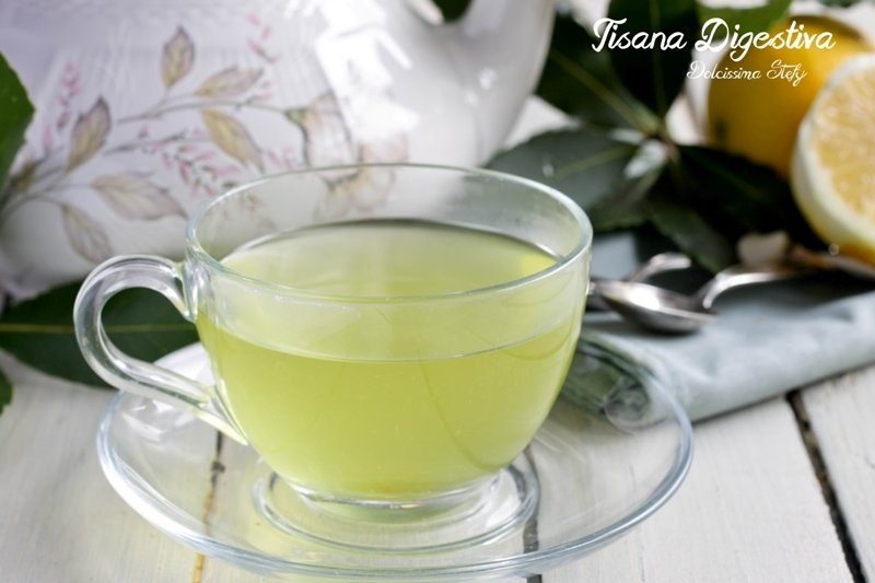 Tisana Digestiva, il rimedio della Nonna