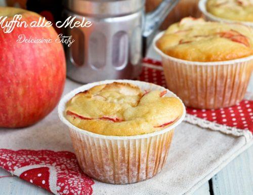Muffin alle Mele e Yogurt