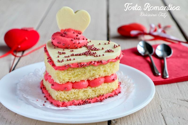 Torta romantica per San Valentino
