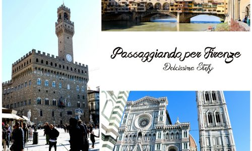 Passeggiando per Firenze