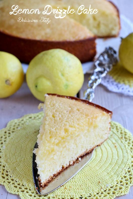 Lemon Drizzle Cake, la speciale Torta al Limone