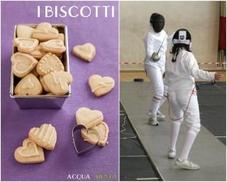 Biscotti al Cacao e Nocciole senza burro