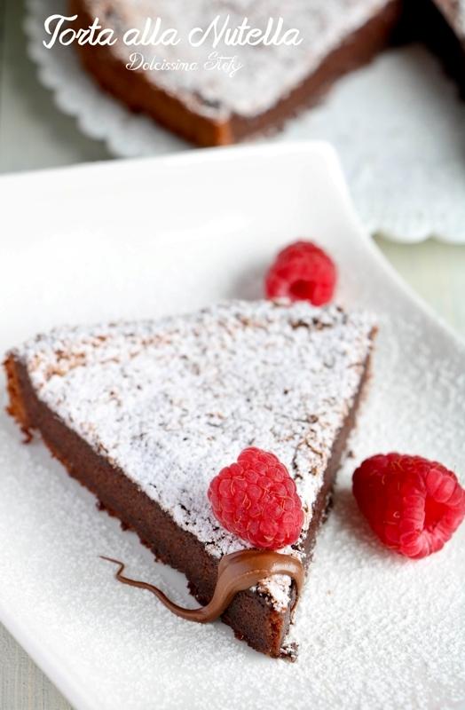 Conosciuto Torta Magica alla Nutella, solo 2 ingredienti | Dolcissima Stefy MJ75
