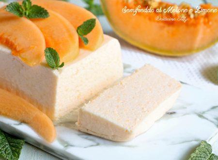 Semifreddo al Melone e Limone