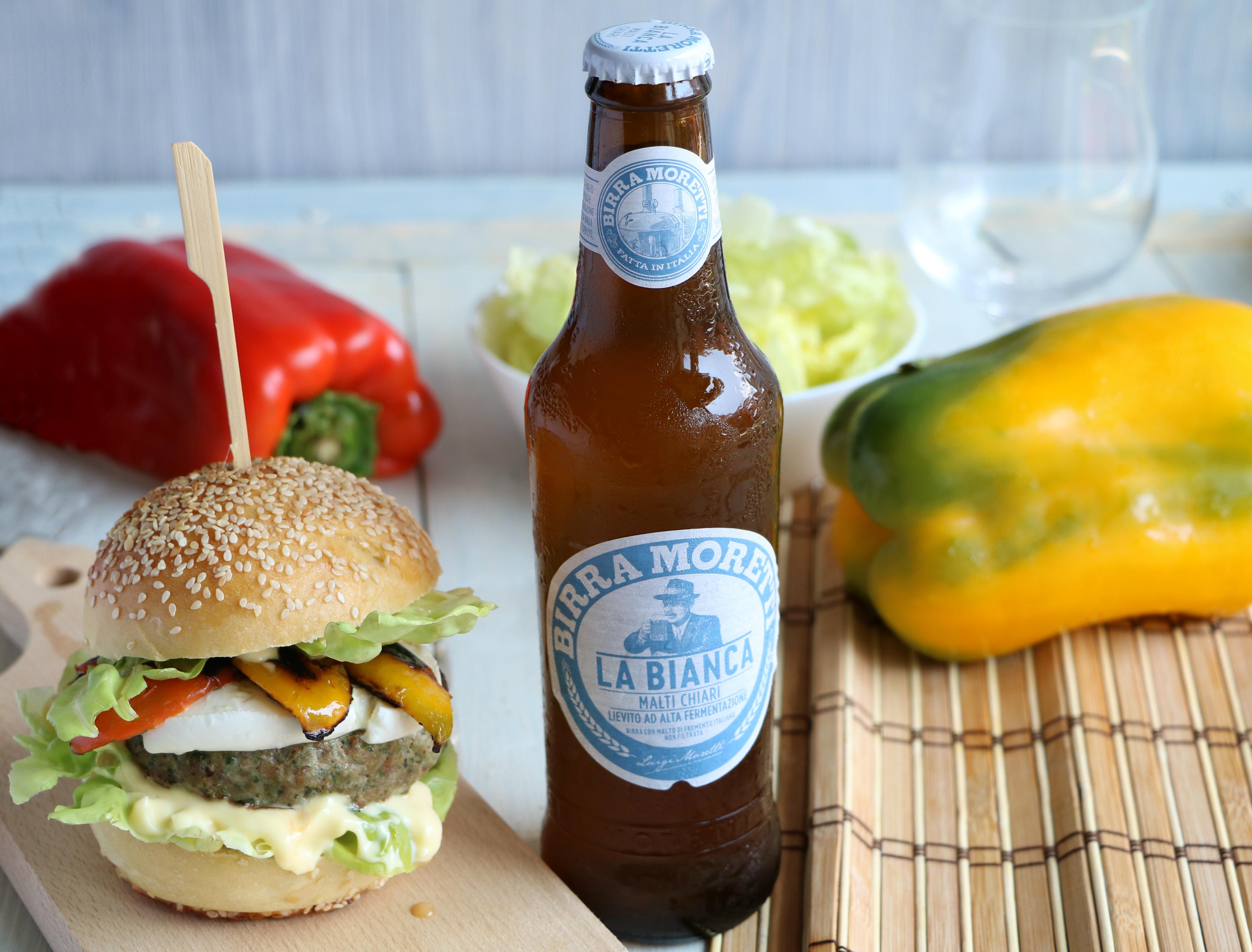 Summer Hamburger