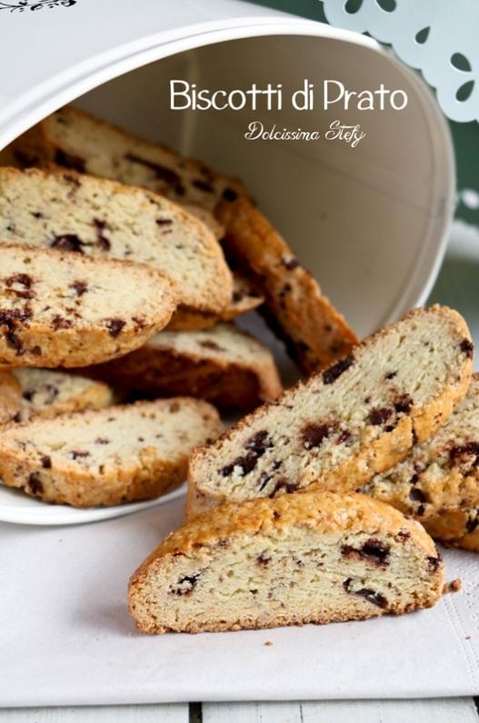 Biscotti di Prato al Cioccolato