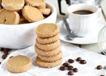 Biscotti Sablè al Caffè