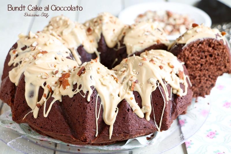 Bundt Cake al Cioccolato vegana