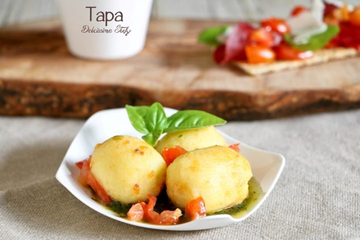 tapas all'italiana