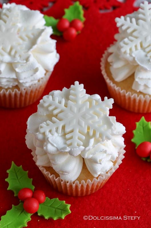 Cupcakes Natalizi