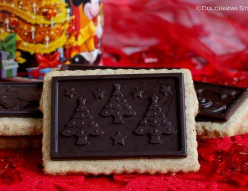 Biscotti alla Cannella e Cioccolato