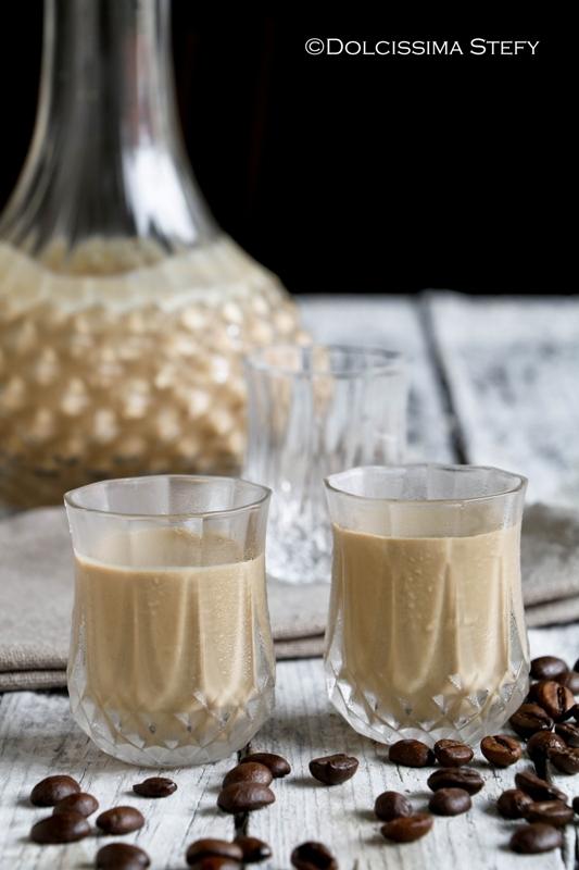crema di Liquore al Caffè
