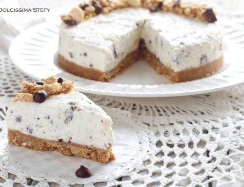 Stracciatella Cheesecake
