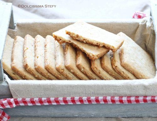 Biscotti al Miele e Nocciole