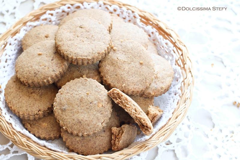 biscotti friabili al burro d'arachidi senza uova