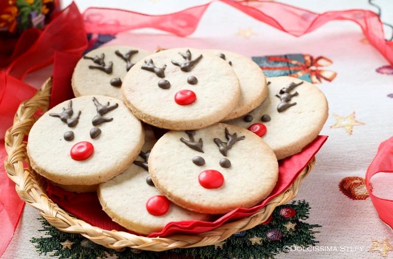 biscotti renna dolcissima stefy