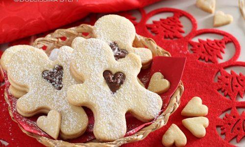 Biscotti Pan di Zenzero dal cuore morbido