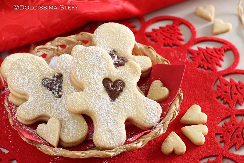 Biscotti Pan di Zenzero dal cuore morbido dolcissima stefy