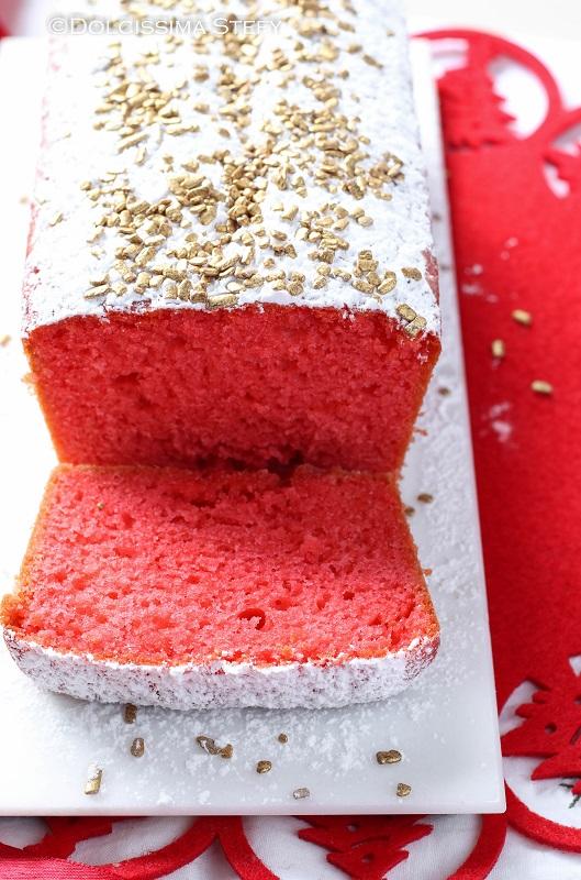 Plumcake di Natale dolcissima stefy