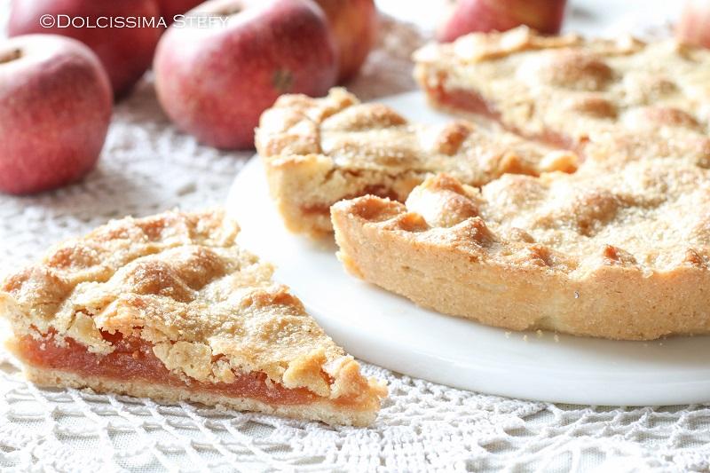 Apple Pie, la Torta di Mele Americana di Dolcissima Stefy