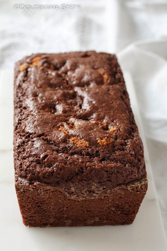 Plumcake Cioccolato e Vaniglia di Dolcissima Stefy