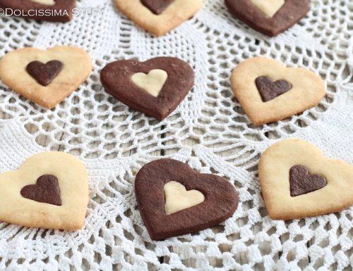Biscotti Vaniglia e Cacao
