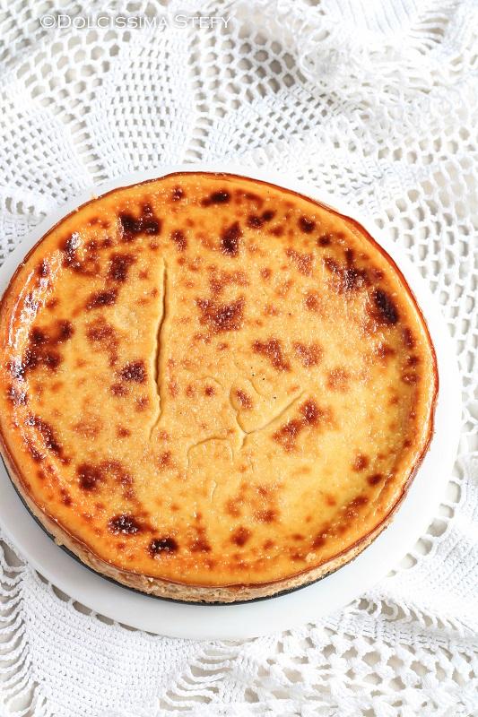 Melopita, la Cheesecake greca di Dolcissima Stefy
