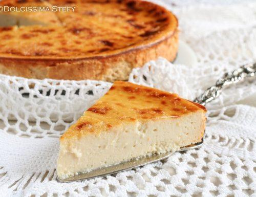 Melopita, la Cheesecake greca