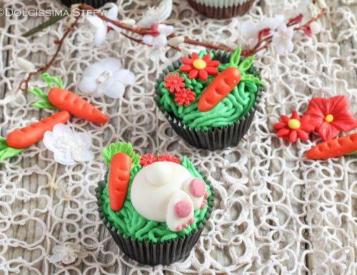 Cupcakes Coniglio e Carote