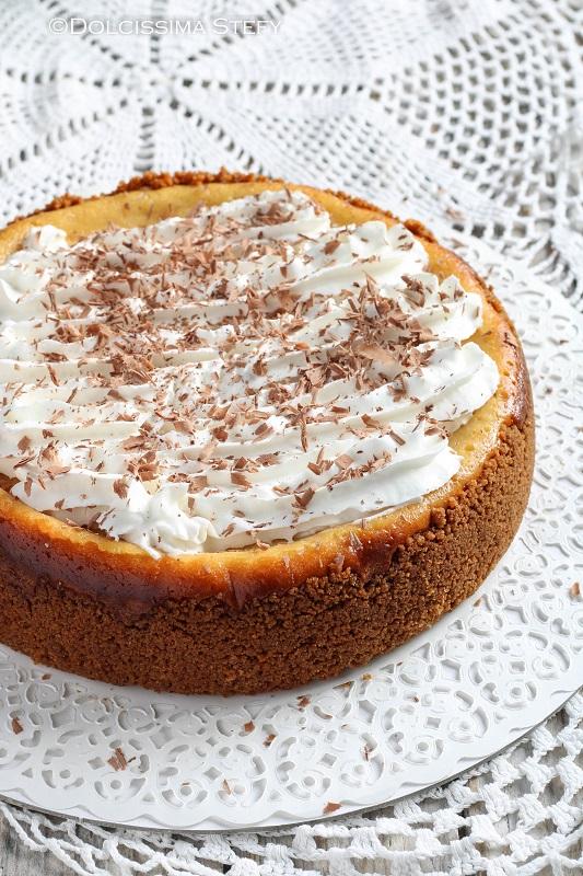 Cheesecake allo Zabaione di Dolcissima Stefy