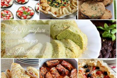 Le 20 migliori Ricette per Pasquetta