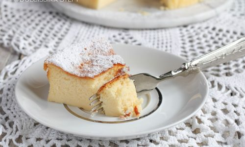 Cheesecake soffice, solo 3 ingredienti