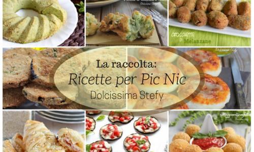 Ricette per Pic Nic: la raccolta