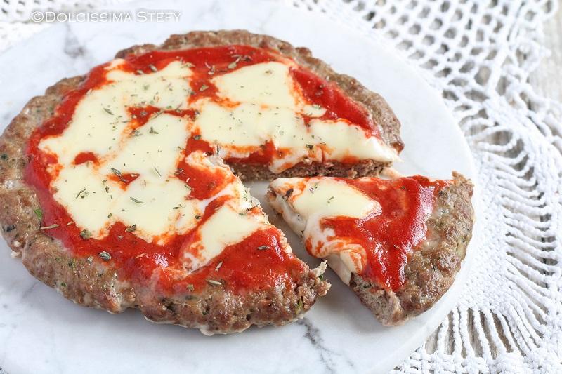 Pizza di carne di Dolcissima Stefy