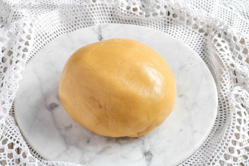 Pasta Frolla all'olio di Dolcissima Stefy