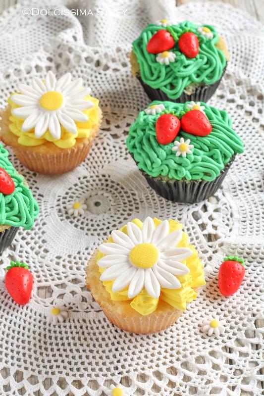 Cupcakes Estivi di Dolcissima Stefy