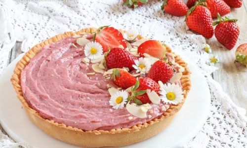 Strawberry Tart, la crostata di fragole