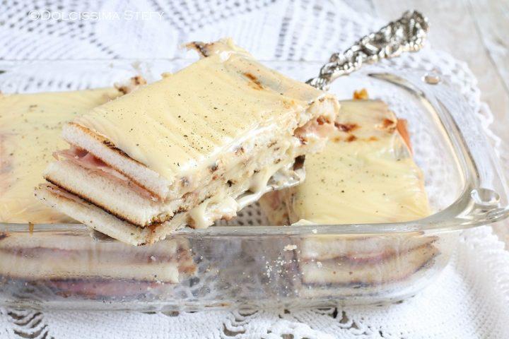 Torta salata di Pancarré di Dolcissima Stefy