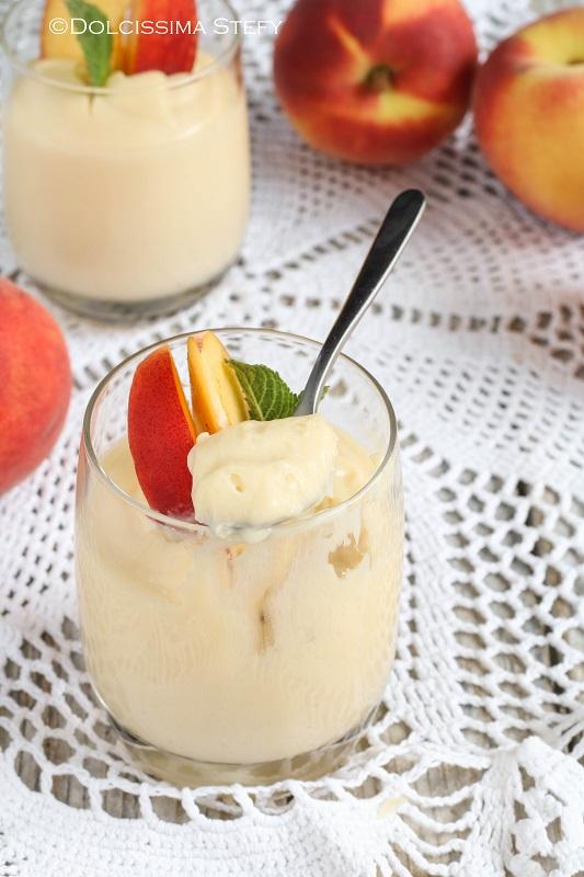 Mousse con succo di frutta di Dolcissima Stefy