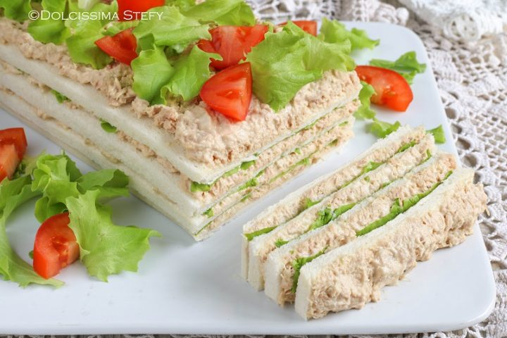Torta salata senza cottura di Dolcissima Stefy
