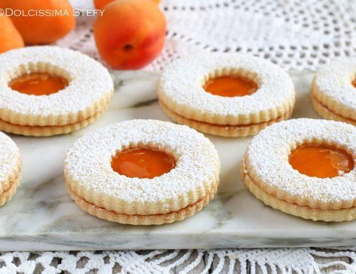 Biscotti con Albicocche