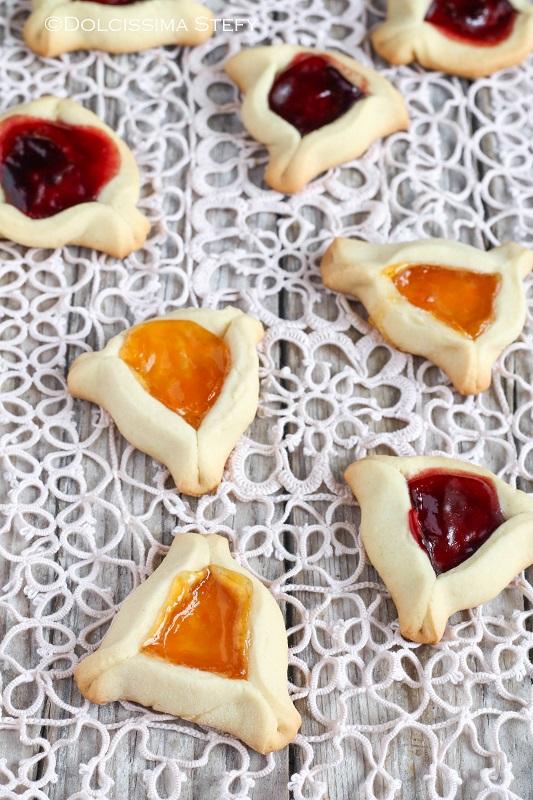 Orecchie di Haman, biscotti ebraici