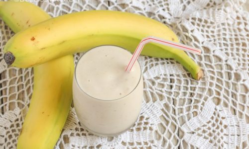 Smoothie alle Banane