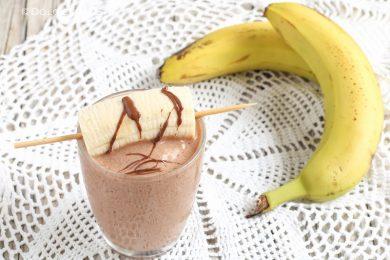 Frullato Banane e Nutella