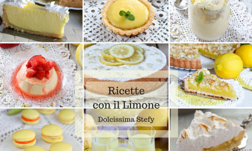 Ricette al Limone