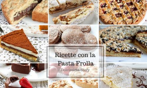 Ricette con la Pasta Frolla