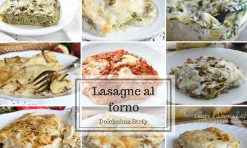 Lasagne al forno, le migliori ricette